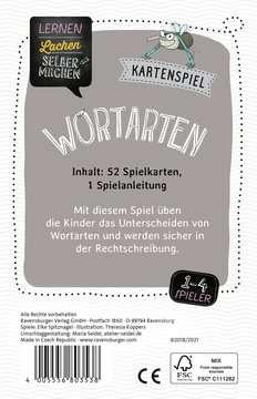 80353 Kinderspiele Lernen Lachen Selbermachen: Wortarten von Ravensburger 2
