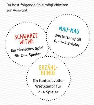 80353 Kinderspiele Lernen Lachen Selbermachen: Wortarten von Ravensburger 4