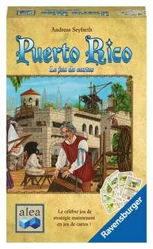 Puerto Rico - Le jeu de cartes Jeux;Jeux de société adultes - Image 1 - Ravensburger