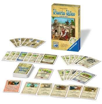 Puerto Rico - Le jeu de cartes Jeux;Jeux de société adultes - Image 2 - Ravensburger