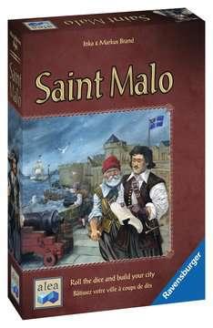 Saint Malo Games;Strategy Games - image 1 - Ravensburger