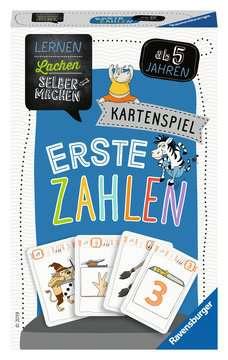 80658 Kinderspiele Lernen Lachen Selbermachen: Erste Zahlen von Ravensburger 1