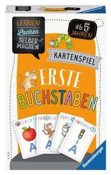 80659 Kartenspiele Lernen Lachen Selbermachen: Erste Buchstaben von Ravensburger 1