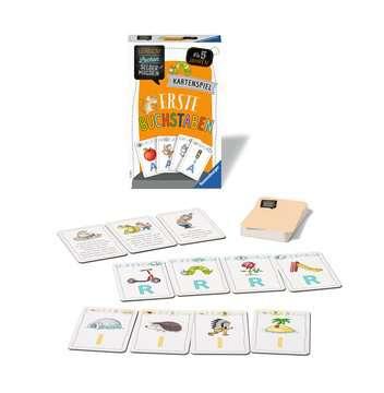 80659 Kartenspiele Lernen Lachen Selbermachen: Erste Buchstaben von Ravensburger 3