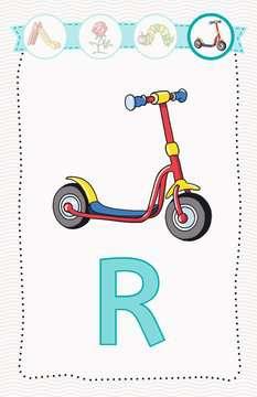 80659 Kartenspiele Lernen Lachen Selbermachen: Erste Buchstaben von Ravensburger 6