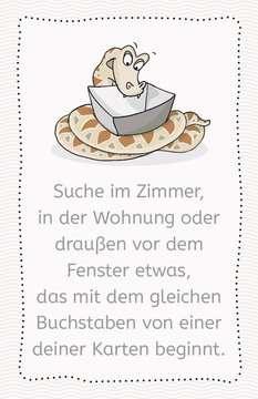 80659 Kartenspiele Lernen Lachen Selbermachen: Erste Buchstaben von Ravensburger 7