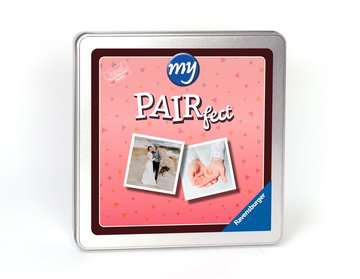 my PAIRfect – 48 Karten Fotoprodukte;my Ravensburger Spiele - Bild 1 - Ravensburger