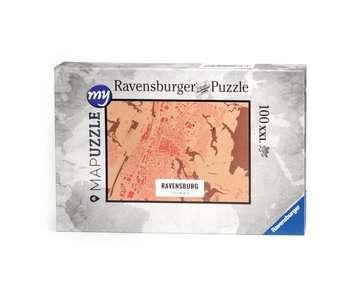 my MAPuzzle – 100 Teile in Pappschachtel Fotoprodukte;MAPuzzle - Bild 1 - Ravensburger