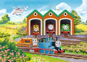 Thomas in Shaped Carton Puzzles;Children s Puzzles - image 2 - Ravensburger