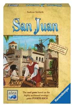 San Juan Games;Strategy Games - image 1 - Ravensburger
