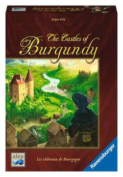 The Castles of Burgundy Games;Strategy Games - image 1 - Ravensburger