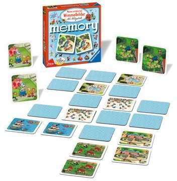 81297 Kinderspiele Meine schönsten Wimmelbilder memory® von Ravensburger 3