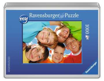 my Ravensburger Puzzle – 1000 Pieces in a Tin Jigsaw Puzzles;Adult Puzzles - image 1 - Ravensburger