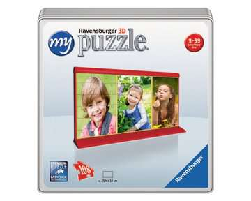 my 3D Puzzle – PhotoWall Fotoprodukte;my 3D Puzzle - Bild 1 - Ravensburger