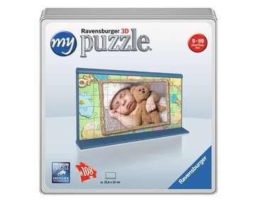 81396 my 3D Puzzle my 3D Puzzle – PhotoWall von Ravensburger 3