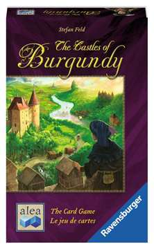 The Castles of Burgundy – The Card Game Games;Strategy Games - image 1 - Ravensburger