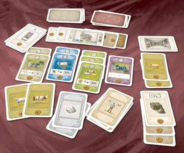 The Castles of Burgundy – The Card Game Games;Strategy Games - image 3 - Ravensburger