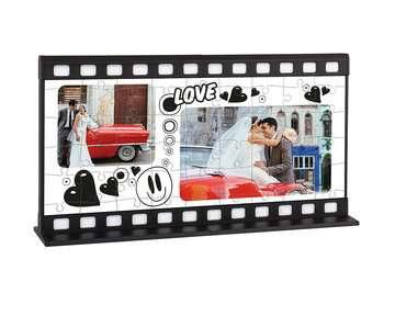 81593 my 3D Puzzle my 3D Puzzle – MovieWall von Ravensburger 4