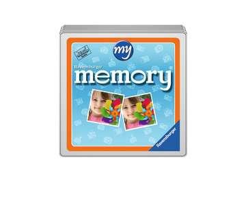 my memory® – 24 Karten Fotoprodukte;my Ravensburger Spiele - Bild 1 - Ravensburger