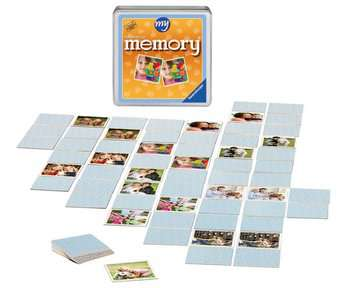 81595 my memory® my memory® – 24 Karten von Ravensburger 3