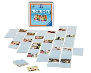 81595 my memory® my memory® – 24 Karten von Ravensburger 4