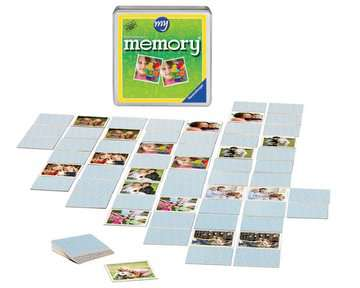 81595 my memory® my memory® – 24 Karten von Ravensburger 17