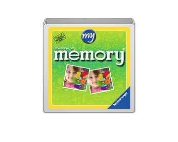 my memory® – 72 Karten Fotoprodukte;my Ravensburger Spiele - Bild 1 - Ravensburger