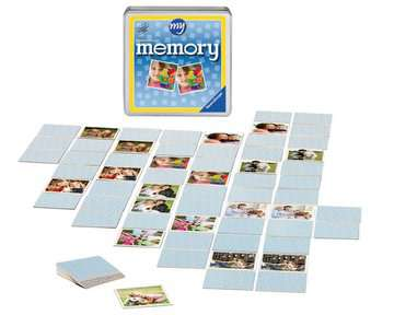 my memory® – 72 Karten Fotoprodukte;my Ravensburger Spiele - Bild 5 - Ravensburger