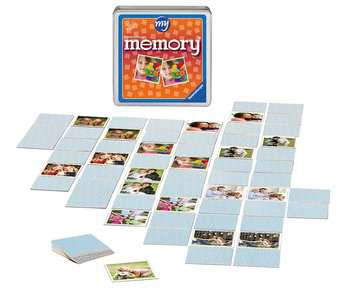 my memory® – 72 Karten Fotoprodukte;my Ravensburger Spiele - Bild 6 - Ravensburger