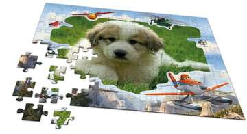 my Ravensburger Puzzle Disney Planes Fire & Rescue – 100 pieces in a metal box Jigsaw Puzzles;Children s Puzzles - image 3 - Ravensburger