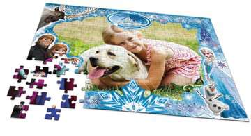 my Ravensburger Puzzle Disney Frozen – 200 pieces in a metal box Jigsaw Puzzles;Children s Puzzles - image 3 - Ravensburger