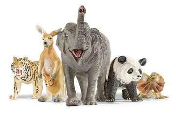 tiptoi® Spielfiguren Asien und Australien tiptoi®;tiptoi® Spielfiguren - Bild 1 - Ravensburger