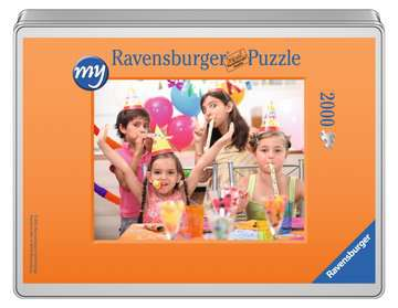 my Ravensburger Puzzle – 2000 Teile in Metalldose Fotoprodukte;my Ravensburger Puzzle - Bild 1 - Ravensburger