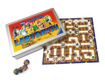 82221 my Ravensburger Spiele my verrücktes Labyrinth von Ravensburger 5