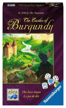 The Castles of Burgundy – The Dice Game Games;Strategy Games - image 1 - Ravensburger