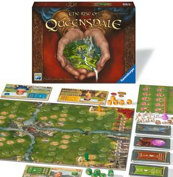 The Rise of Queensdale Games;Strategy Games - image 3 - Ravensburger