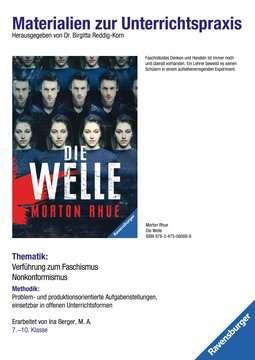 Materialien zur Unterrichtspraxis - Morton Rhue: Die Welle Jugendbücher;Brisante Themen - Bild 1 - Ravensburger