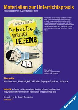 98147 Abenteuerbücher Materialien zur Unterrichtspraxis - Ashley Edward Miller: Der beste Tag meines Lebens von Ravensburger 1
