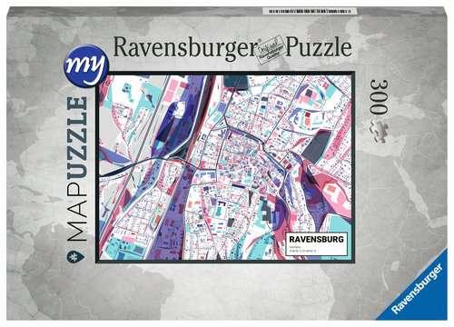 my MAPuzzle - 300 piezas en caja de cartón - imagen 2 - Haga click para ampliar