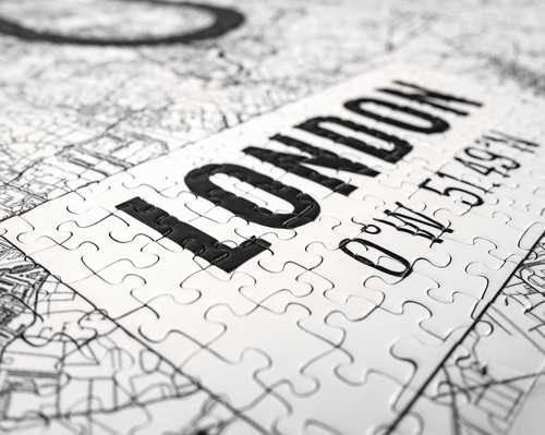 my MAPuzzle - 1500 pezzi con scatola di cartone - immagine 2 - Clicca per ingrandire