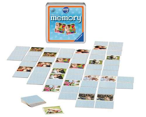 my memory® - 72 cards - image 4 - Click to Zoom