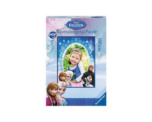my Ravensburger Puzzle Disney Frozen – 100 Teile in Pappschachtel - Bild 1 - Klicken zum Vergößern