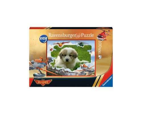 my Ravensburger Puzzle Disney Planes Fire & Rescue – 100 Teile in Pappschachtel - Bild 1 - Klicken zum Vergößern