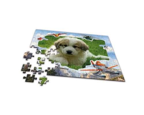my Ravensburger Puzzle Disney Planes Fire & Rescue – 100 Teile in Pappschachtel - Bild 3 - Klicken zum Vergößern