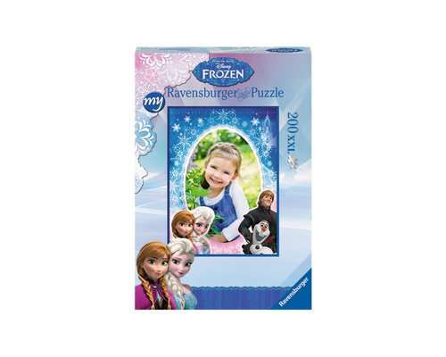 my Ravensburger Puzzle Disney Frozen – 200 pieces in a cardboard box - image 2 - Click to Zoom