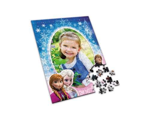 my Ravensburger Puzzle Disney Frozen – 200 pieces in a cardboard box - image 4 - Click to Zoom