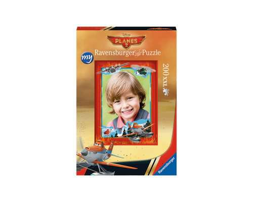 my Ravensburger Puzzle Disney Planes Fire & Rescue – 200 pieces in a cardboard box - image 1 - Click to Zoom