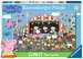 Peppa Pig Family Celebrations Giant Floor Puzzle, 24pc Puzzles;Children s Puzzles - image 2 - Ravensburger
