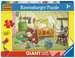 George B Puzzle 24 Giant Pavimento Puzzle;Puzzle per Bambini - immagine 1 - Ravensburger