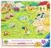 Animal farm Puslespil;Puslespil for børn - Billede 1 - Ravensburger